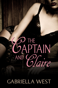 "Find ""The Captain and Claire"" under gay and lesbian fiction."