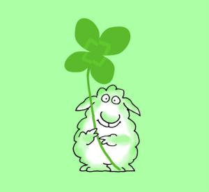 Celebrate the Irish in Ewe, image copyright Sandra Boynton