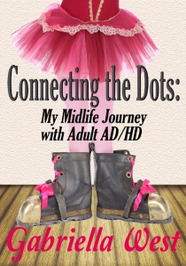 Connecting the Dots (Kindle, $2.99) was published on June 15.