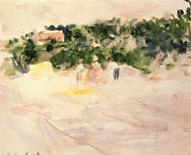 Morisot painting