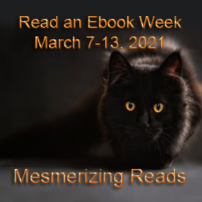 cat image saying read an ebook week march 7 to 14 2021